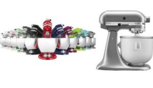 Kitchenaid Robot pâtissier multifonction : le meilleur ?