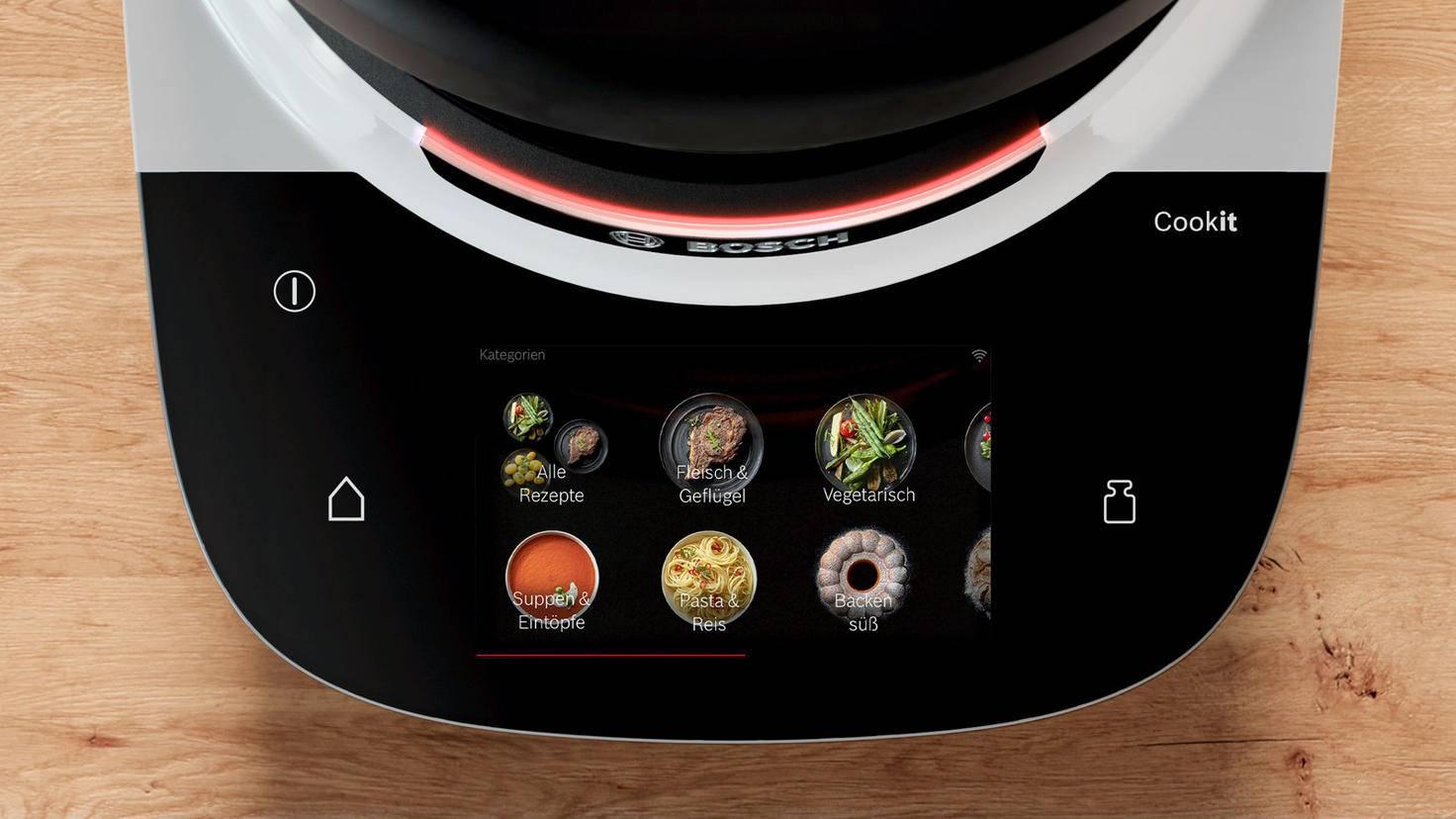 Bosch Cookit, le futur concurrent du Monsieur Cuisine Connect de Lidl