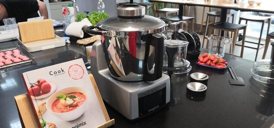 Cook Expert Premium XL le nouveau robot multi-fonction de Magimix