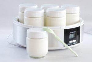 Faire ses propres yaourts avec les yaourtières