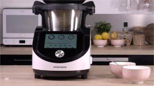 le robot-cuiseur d'Intermarché Digicook se dévoile avant d'affronter le Monsieur Cuisine Connect