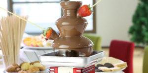 Comment choisir une fontaine à chocolat