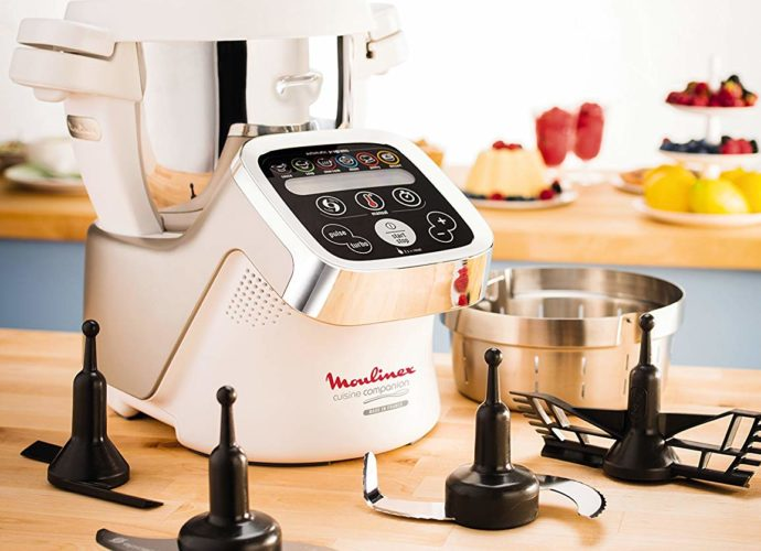 Les Meilleurs Robots cuiseurs Moulinex