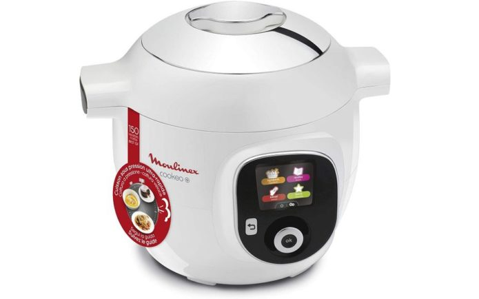 -35% sur le robot multicuiseur intelligent Cookeo+ Moulinex
