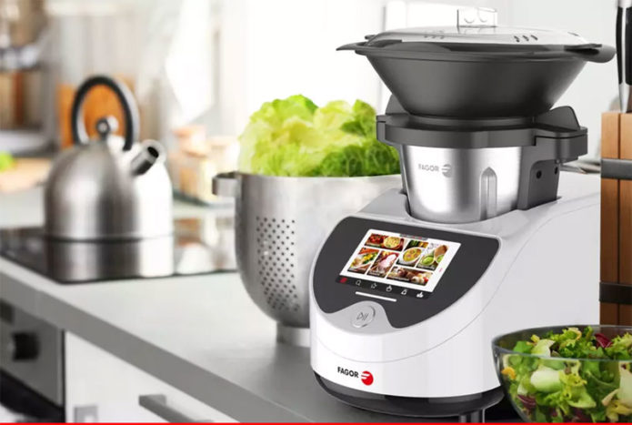 le nouveau robot de cuisine de Carrefour