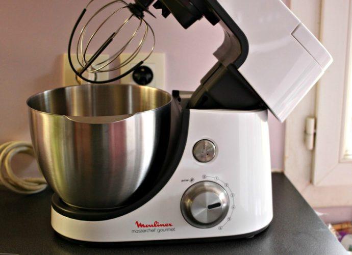 Notre avis sur le robot pâtissier Moulinex MasterChef Gourmet