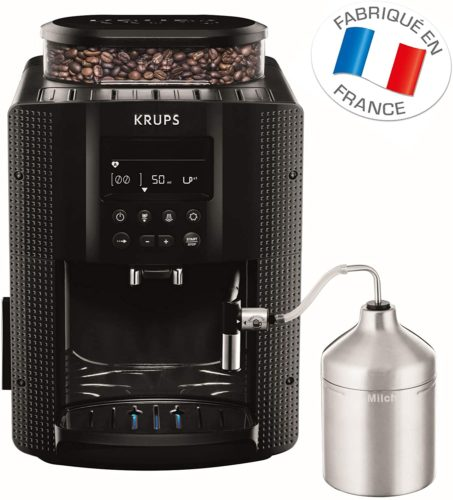 200 euros de réduction sur la machine à expresso Krups Essential