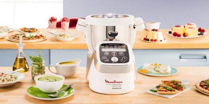 Bon plan : 200€ de réduction sur le robot multifonction Moulinex Cuisine Companion