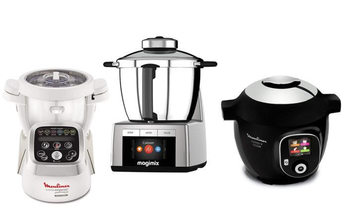 Notre sélection des meilleurs robots cuiseurs selon votre budget