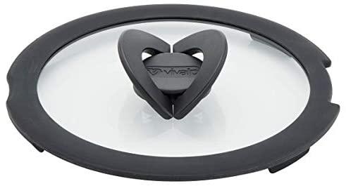 VIVALP Compact Batterie de Cuisine Inox 9 Pièces Poêles et Casseroles Empilables Tous Feux Dont Induction