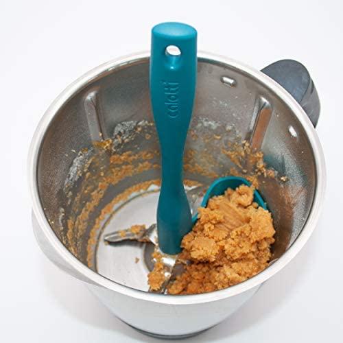Calotti® Spatule tournante pour Thermomix® TM5®, TM6® et TM31® - fabriqué en Allemagne - pour la récupération, Le Retrait et la séparation en portions des Aliments…