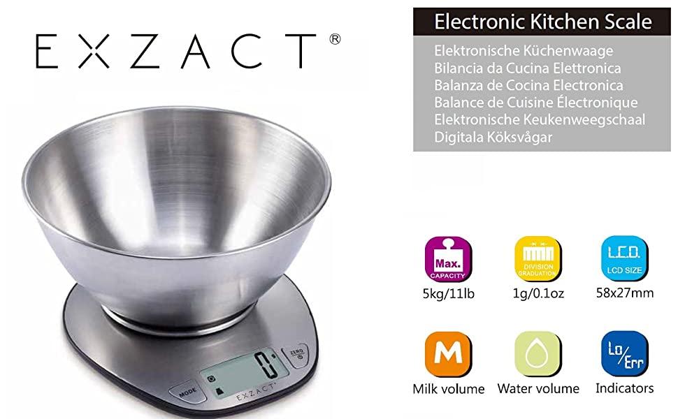 Balance de Cuisine Électronique