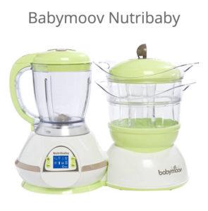Les meilleurs robots mixeurs cuiseurs pour bébé