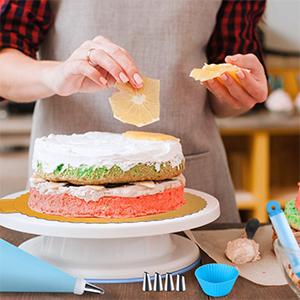 Gâteaux Tournant