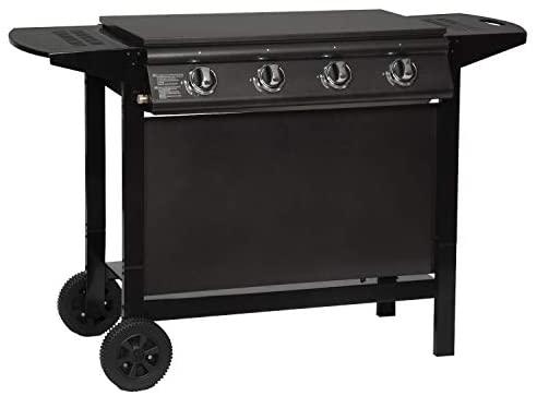 Happy Garden Barbecue au gaz Redfern - 4 brûleurs 14kW