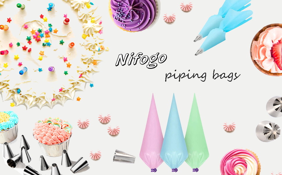 piping bags