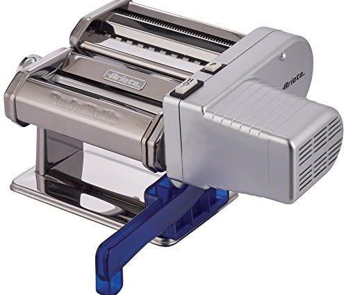 Ariete 1593 Machine à pâte Automatique, 90 W, INOX