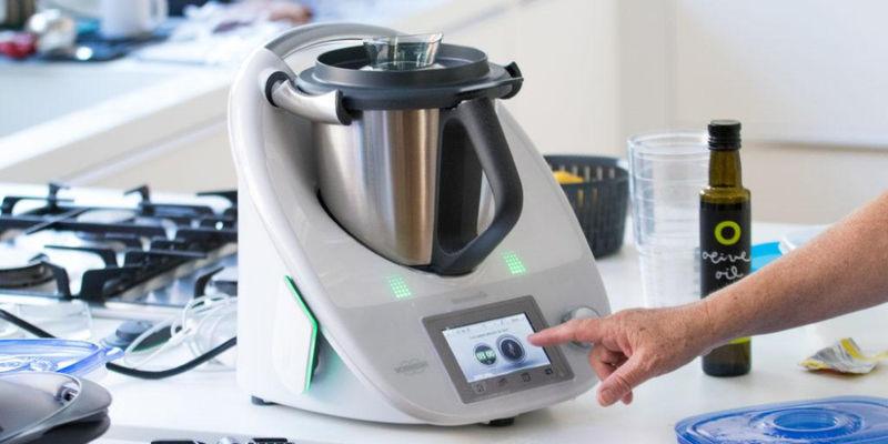 le berceau bien français du fameux robot culinaire allemand Thermomix