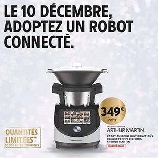 Digicook d'Intermarché : 35 000 robots cuiseurs en vente !