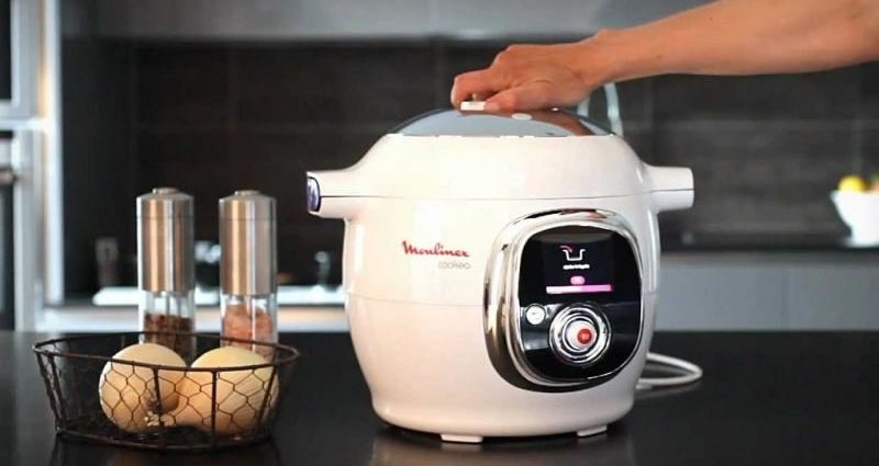 Robot multicuiseur Moulinex Cookeo : grosse promotion Amazon !