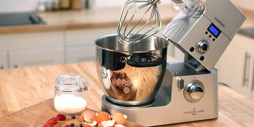 Notre avis sur le robot pâtissier Kenwood Cooking Chef