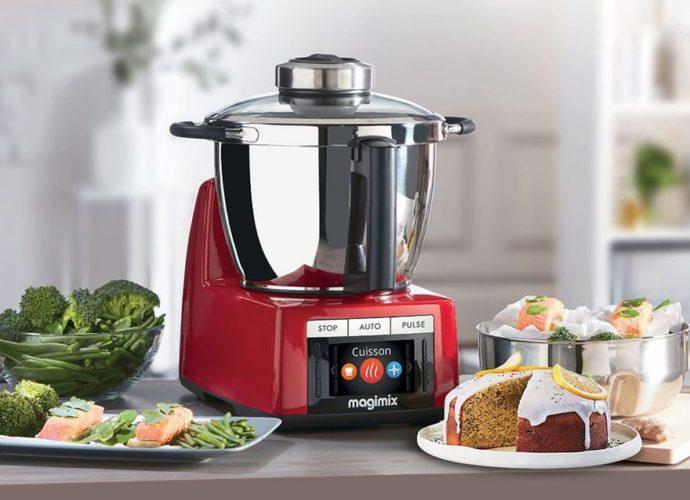Des dîners sains et gourmands grâce au robot de cuisine multifonctions