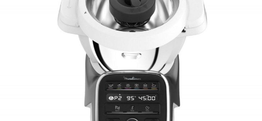 Moulinex Companion XL: Le robot de cuisine multifonction en promo